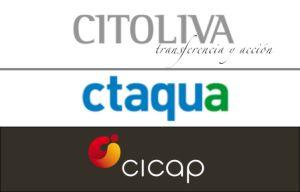 CICAP, CITOLIVA, ADESVA, CTAQUA