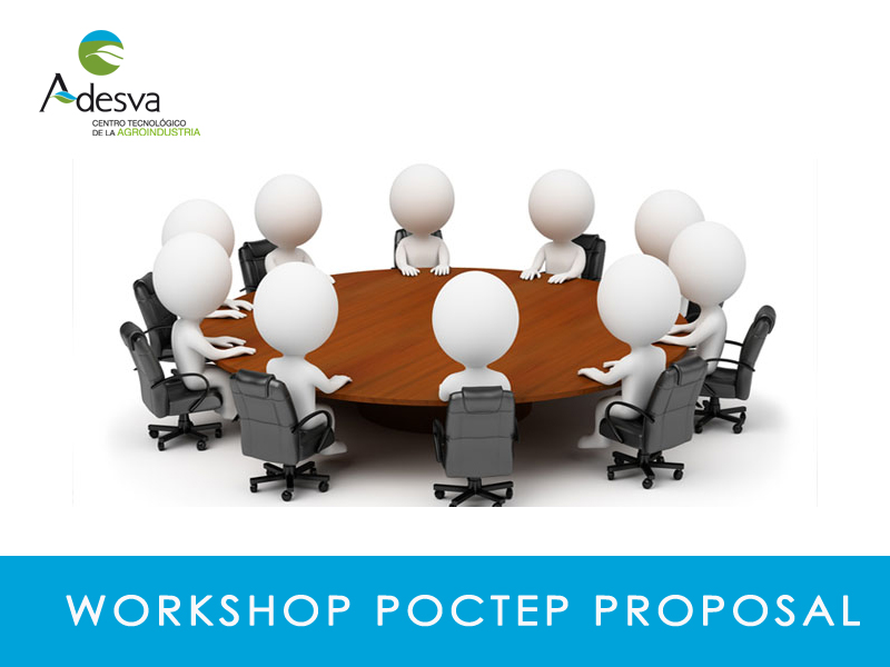 WORKSHOP POCTEP PROPOSAL
