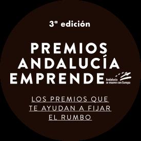 """Andalucía Emprende convoca la 3º Edición de los Premios """"Andalucía Emprende"""""""