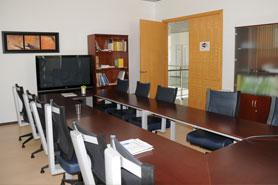 ADESVA dispone de un estratégico espacio de trabajo por y para las empresas
