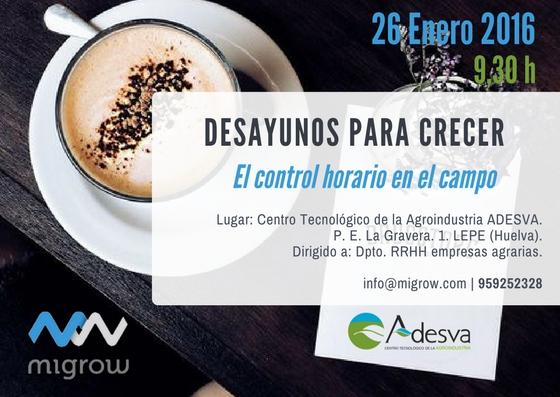 MIGROW, en colaboración con ADESVA, inicia un ciclo de asesoramiento grupal y de networking para empresas