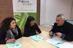 """Se inaugura con éxito el ciclo de """"DESAYUNOS PARA CRECER"""" en el Centro Tecnológico ADESVA"""