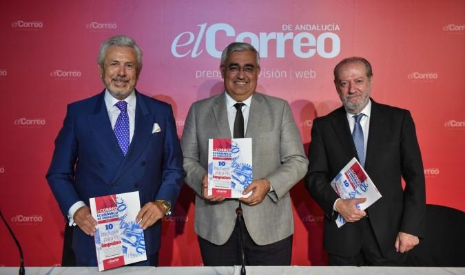 Adesva asiste a la presentación de 'El Anuario Económico Andaluz 2017'