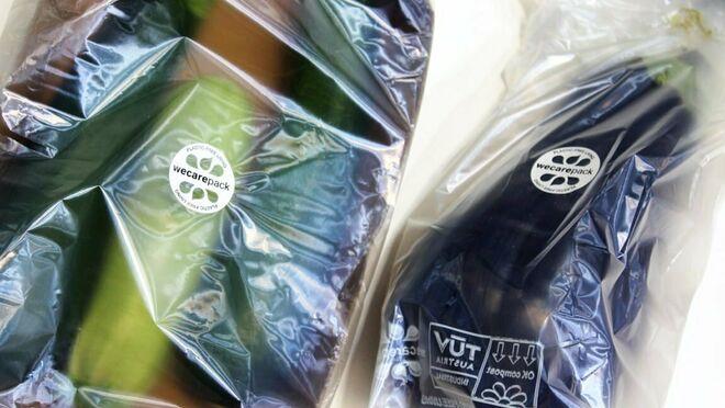 El nuevo packaging biocompostable, WeCarePack, recibe el premio Accelera en Fruit Attraction